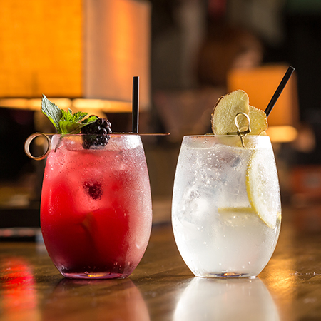 Two Yummy Coctails